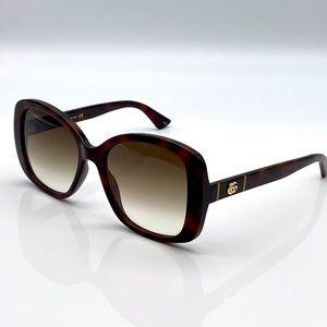 BRAND NWT GUCCI GG0762S 002 Sunglasses